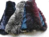 Possum Fur Slit Scarf